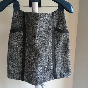 Banana Republic Tweed Skirt Size 2